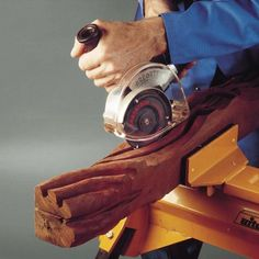 Attach to your angle grinder to shape and sculpt. | Arbortech Industrial Woodcarver Pro Kit