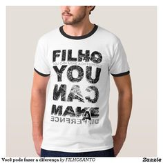 Produto Personalizado Camiseta Ringer
