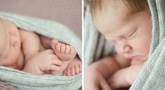baby close-ups.
