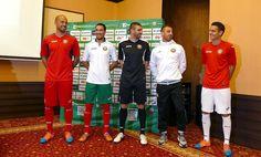 As camisas da Bulgária para esta temporada - http://www.colecaodecamisas.com/camisas-bulgaria-joma-eliminatorias-euro-2016/ #colecaodecamisas #Eliminatoriaseuro2016, #Joma