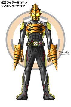 Kamen Rider Ooo, Marvel Entertainment, Ranger, Superhero, Disney, Cards, Anime, Movies, Drawings