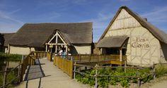 Les Iles de Clovis #PuyduFou #france #vendee #hotel #ile