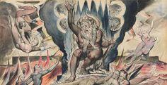 William Blake. Las ilustraciones de la Divina Comedia de Dante