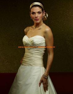 2013 Elegante Brautkleider Ballkleid für Prinzessin aus Satin online