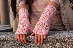 Saku Hana Knitting pattern by Monika Sirna Big Needle, Knitting Patterns, Crochet Patterns, Aran Weight Yarn, Japanese Flowers, Needles Sizes, Hana, Stay Warm, Leg Warmers