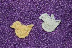 Living the Craft Life: Little Crochet Bird