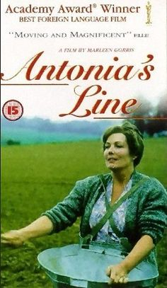 "I viewed ""Antonia's Line'..a Dutch film..on Netflix. Overall I enjoyed most of the film. Some portions were very comical. Several stories 'overlapped'..and the film told the story of Antonia..a strong willed woman who returned to her childhood village after World War 2.  The story showed her 'toughness' and fortitude in spite of odds. Click the photo for a full review."