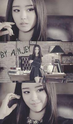 Song Ji Eun (I'm In Love MV)