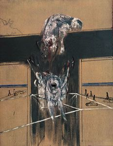 52. Fragment of a Crucifixion 1950