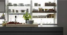 Logica Kitchen by Valcucine