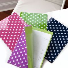 Dot Document Folder - See Jane Work