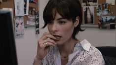 "Parker Posey in ""Broken English"""