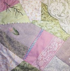 CRAZY QUILTING INTERNATIONAL: All That Glitters