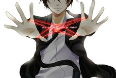 akai ito | red thread of destiny | otaku love life | Guilty Crown