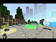 Mathbreakers - Multiply Wave from 3rd person - YouTube