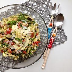 """ Greenway36 - Food "": Partyrezept Pesto-Nudelsalat"