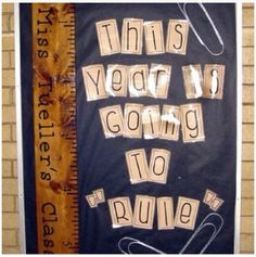 Third-Grade Rules | Community Post: 31 Incredible Bulletin Boards For Back To School