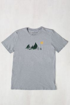 Mens Mountain Peak Tee | United By Blue