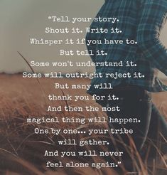 Tell your story. Success Mindset, Success Quotes, Told You So, Love You, Thanksgiving Quotes, Keep Moving Forward, My Poetry, New Chapter, Daily Motivation
