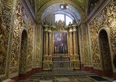 Concatedral de San Juan Malta
