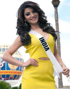 Meet Urvashi Rautela, Miss India Universe 2015