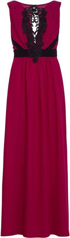 Pin for Later: Die 50 schönsten Kleider für deinen Abiball  Elise Ryan langes Kleid (ursprünglich 85 €, jetzt 42 €)
