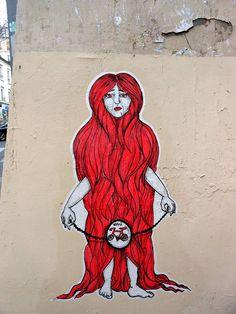 Hopnn - Italian Street Artist - Paris (F) - 03/2015 - |\*/| #hopnn #streetart