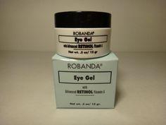 Robanda Eye Gel with Advanced Retinol Vitamin A, .5 Ounces (15 grams) - For Sale Check more at http://shipperscentral.com/wp/product/robanda-eye-gel-with-advanced-retinol-vitamin-a-5-ounces-15-grams-for-sale-2/