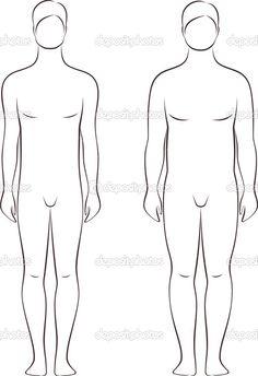 Mężczyzna sylwetka — Ilustracja stockowa #31849767