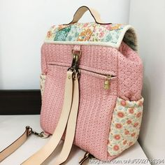 Tilda拼布背包