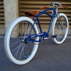 Board Tracker Schwinn. Built by: Behind Bars, Inc.