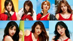 """AOA heats summer up with """"Good Luck"""" MV - http://www.kpopvn.com/aoa-heats-summer-up-with-good-luck-mv/"""