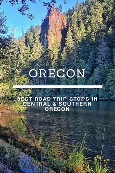 Mountains, volcanos, forests and rugged coastline is just some of what you will see on this outdoor family Central & Southern Oregon Road Trip itinerary.