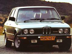 BMW 5-Series Sedan E12 1976-1981 Photo 16
