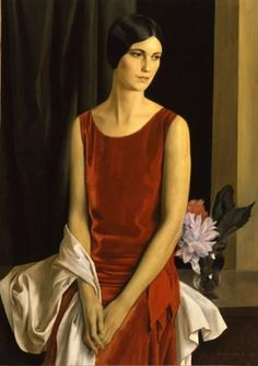 Portrait of Mary Louise McBride (Mrs Homer Saint-Gaudens), 1929 by Louis Buisseret on Curiator, the world's biggest collaborative art collection. Female Portrait, Portrait Art, Female Art, Portrait Paintings, Woman Painting, Figure Painting, Pinturas Art Deco, Harlem Renaissance, Art Academy