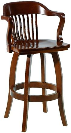 Wood Swivel Bar Stools On Pinterest Swivel Bar Stools