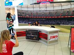 Mashed Thoughts: FIFA Women's World Cup Trophy Tour by Coca Cola