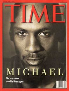 This Day In Basketball History: June - Michael Jordan appears on the cover of Time magazine, as he leads his Bulls to their second. Michael Jordan Unc, Jeffrey Jordan, Jordan 23, Basketball History, Love And Basketball, Basketball Players, Jordan Basketball, Basketball Legends, Basketball Shooting