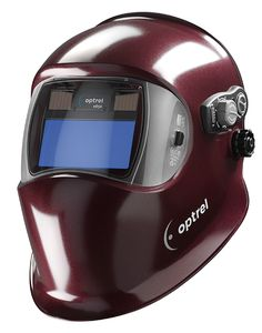 Zoro carries welding helmet brands like Jackson Safety, Hobart, and Lincoln Electric. Take a look at the features for Optrel Welding Helmet. Welding Rigs, Metal Welding, Welding Art, Welding Hood, Welding Crafts, Welding Projects, Diy Projects, Custom Welding Helmets, Welding Certification
