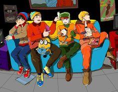 South Park Anime <3
