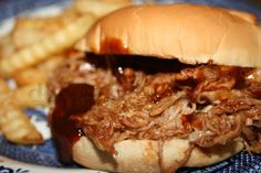 Easiest Pulled Pork - delicious!