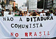 URGENTE!!! Lei antiterror, mais uma tentativa mascarada de implantar DITADURA no Brasil