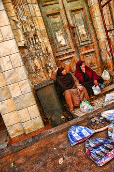 Streets of Cairo, Egypt