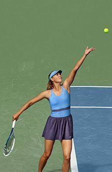 Serena Williams, Maria Sharapova, Grigor Dimitrov Unveil US Open Looks!  Find this Pin and more on New WTA Apparel by womenstennis. Nike Tennis ...