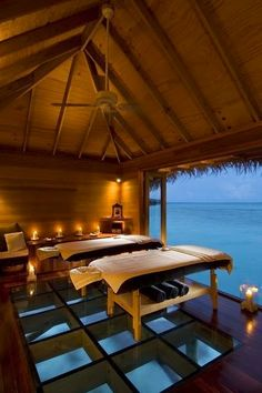 Conrad in Maldives - Rangali Islands
