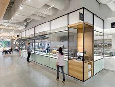 eBay Office Cafeteria - San Jose