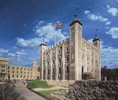 The much haunted Tower of London...definite bucket list location. :)