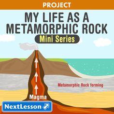 My Life as a Metamorphic Rock... - Information Media Literacy, Creative…