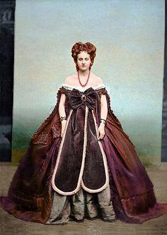Virginia Oldoini, Countess of Castiglione | Flickr - Photo Sharing!