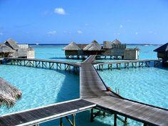 Maldivian Resort by AttilioP80, via Flickr